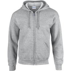 vaatteet Miehet Svetari Gildan 18600 Sport Grey