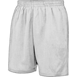 vaatteet Lapset Shortsit / Bermuda-shortsit Awdis Just Cool Arctic White
