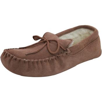 kengät Mokkasiinit Eastern Counties Leather  Camel