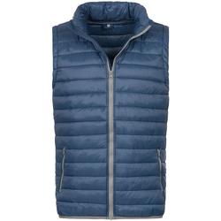 vaatteet Miehet Neuleet / Villatakit Stedman  Dark Blue