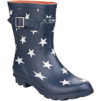 kengät Naiset Kumisaappaat Cotswold Badminton Star