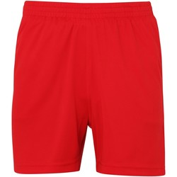 vaatteet Lapset Shortsit / Bermuda-shortsit Awdis JC80J Fire Red
