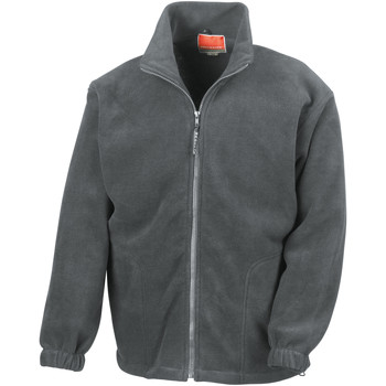 vaatteet Miehet Fleecet Result R36X Oxford Grey
