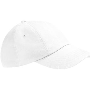 Asusteet / tarvikkeet Lippalakit Beechfield B58 White