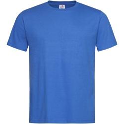 vaatteet Miehet Lyhythihainen t-paita Stedman Stars  Bright Royal
