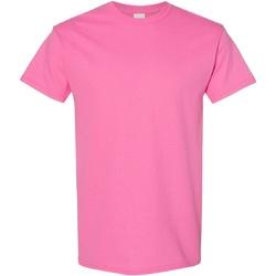 vaatteet Miehet Lyhythihainen t-paita Gildan Heavy Azalea