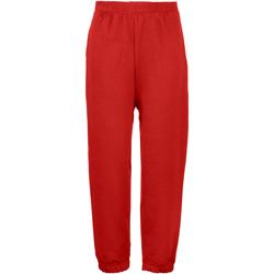 vaatteet Lapset Verryttelyhousut Maddins  Red