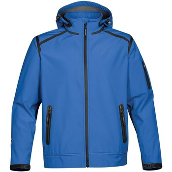 vaatteet Miehet Fleecet Stormtech ST801 Marine Blue