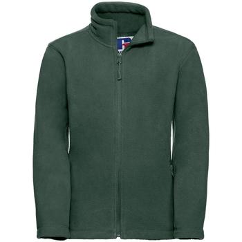 vaatteet Pojat Fleecet Jerzees Schoolgear 8700B Bottle Green