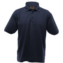 vaatteet Miehet Lyhythihainen poolopaita Ultimate Clothing Collection UCC004 Navy Blue