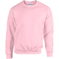 vaatteet Svetari Gildan 18000 Light Pink