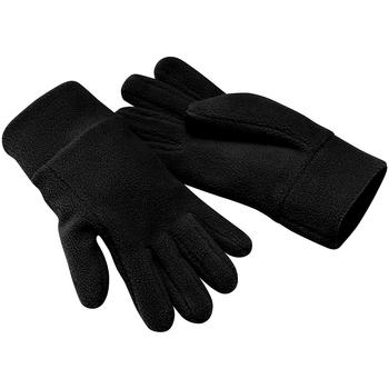 Asusteet / tarvikkeet Hanskat Beechfield Alpine Black