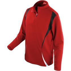 vaatteet Ulkoilutakki Spiro S178X Red/Black/White