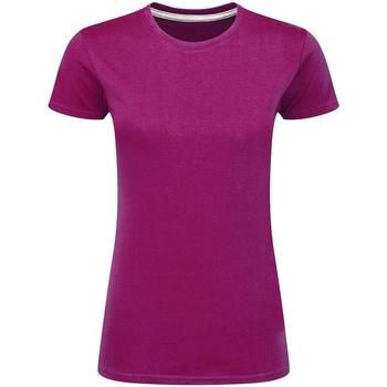 vaatteet Naiset Lyhythihainen t-paita Sg Perfect Dark Pink