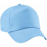 Asusteet / tarvikkeet Lippalakit Beechfield BC010 Sky Blue