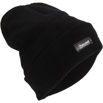 Asusteet / tarvikkeet Miehet Pipot Universal Textiles  Black