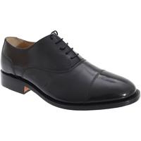 kengät Miehet Herrainkengät Kensington Classics Capped Oxford Black