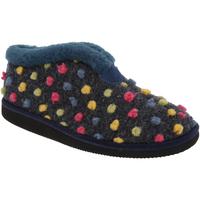 kengät Naiset Tossut Sleepers Tilly Blue/Multi