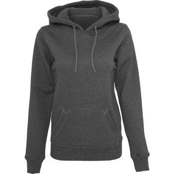 vaatteet Naiset Svetari Build Your Brand BY026 Charcoal