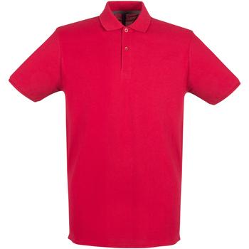 vaatteet Miehet Lyhythihainen poolopaita Henbury HB101 Vintage Red