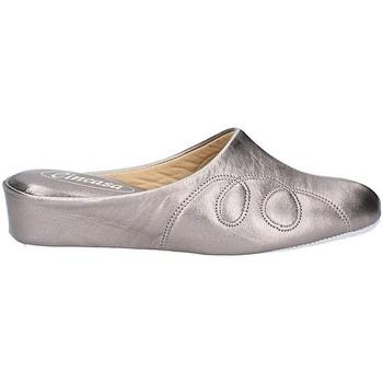 kengät Naiset Tossut Cincasa Menorca MAHON SLIPPER PEWTER