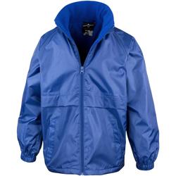 vaatteet Lapset Tuulitakit Result R203JY Royal Blue