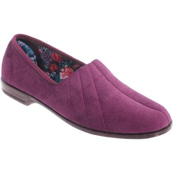 kengät Naiset Tossut Sleepers Audrey Plum/Heather