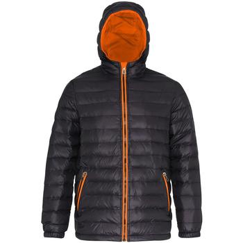 vaatteet Miehet Toppatakki 2786 TS016 Black/Orange