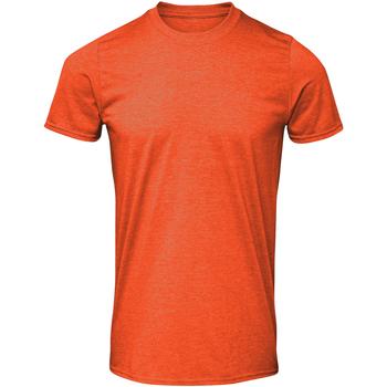 vaatteet Miehet Lyhythihainen t-paita Gildan GD01 Orange