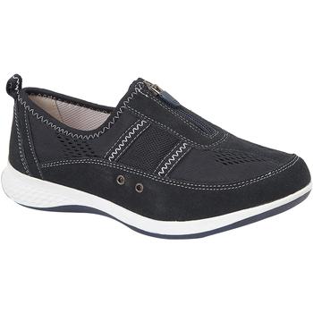 kengät Naiset Matalavartiset tennarit Boulevard  Navy