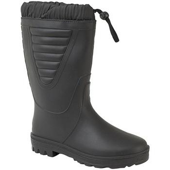 kengät Kumisaappaat Stormwells  All Black