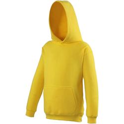 vaatteet Lapset Svetari Awdis JH01J Sun Yellow