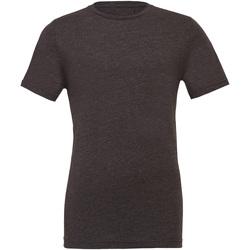 vaatteet Miehet Lyhythihainen t-paita Bella + Canvas CA3001 Dark Heather
