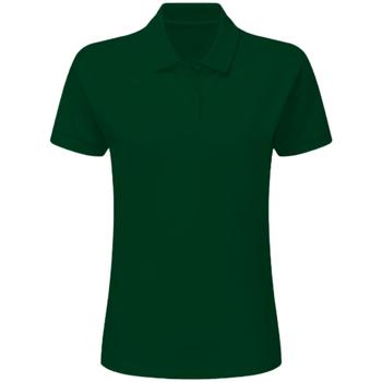 vaatteet Naiset Lyhythihainen poolopaita Sg SG50F Bottle Green