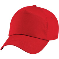 Asusteet / tarvikkeet Lapset Lippalakit Beechfield BC10B Classic Red