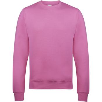 vaatteet Miehet Svetari Awdis JH030 Candyfloss Pink