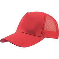 Asusteet / tarvikkeet Lippalakit Atlantis Rapper Red/Red