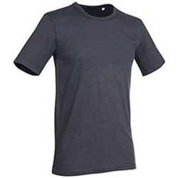 vaatteet Miehet Lyhythihainen t-paita Stedman Stars Morgan Slate Grey
