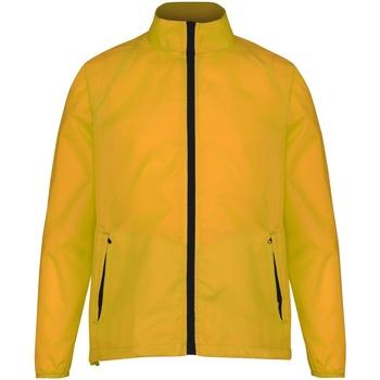 vaatteet Miehet Tuulitakit 2786 TS011 Amber/ Black