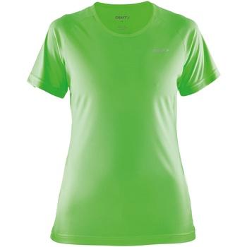vaatteet Naiset Lyhythihainen t-paita Craft CT86F Gecko