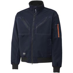 vaatteet Miehet Fleecet Helly Hansen 76211 Navy Blue