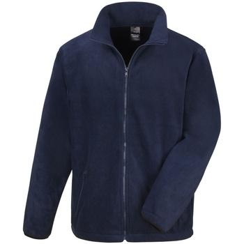 vaatteet Miehet Fleecet Result R220X Navy Blue