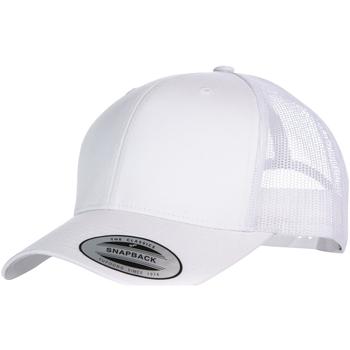 Asusteet / tarvikkeet Lippalakit Yupoong YP023 White/White