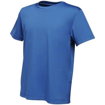 vaatteet Lapset Lyhythihainen t-paita Regatta RA011B Royal