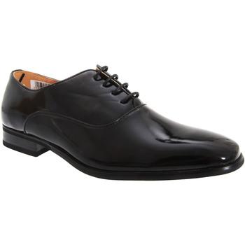 kengät Miehet Herrainkengät Goor  Black Patent