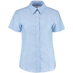 vaatteet Naiset Paitapusero / Kauluspaita Kustom Kit KK360 Light Blue