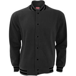 vaatteet Miehet Pusakka Fdm FV003 Charcoal/Black