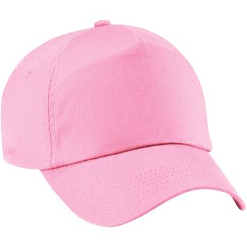 Asusteet / tarvikkeet Lapset Lippalakit Beechfield B10B Classic Pink