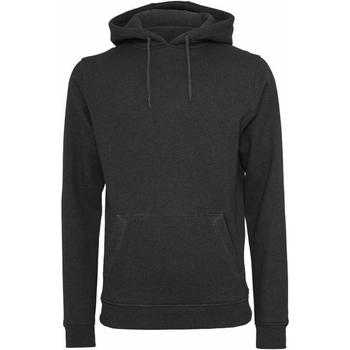 vaatteet Miehet Svetari Build Your Brand BY011 Black