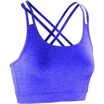 vaatteet Naiset Urheiluliivit Spiro S274F Lavender